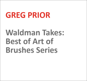 Waldman Takes: Best of Art Brushes Series