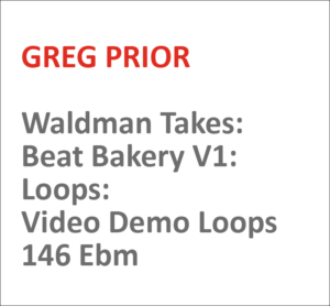 Waldman Takes: Beat Bakery V1: Loops: Video Demo Loops