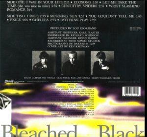 Bleached Black Debut Album: Bleached Black
